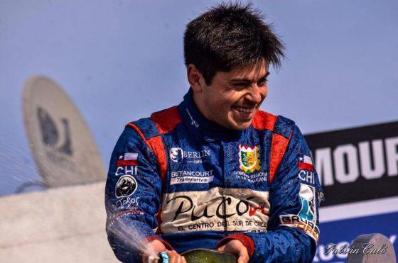 [Chilenos en el exterior/Automovilismo] ¡Histórico campeonato de Pedro Devaud en Argentina!