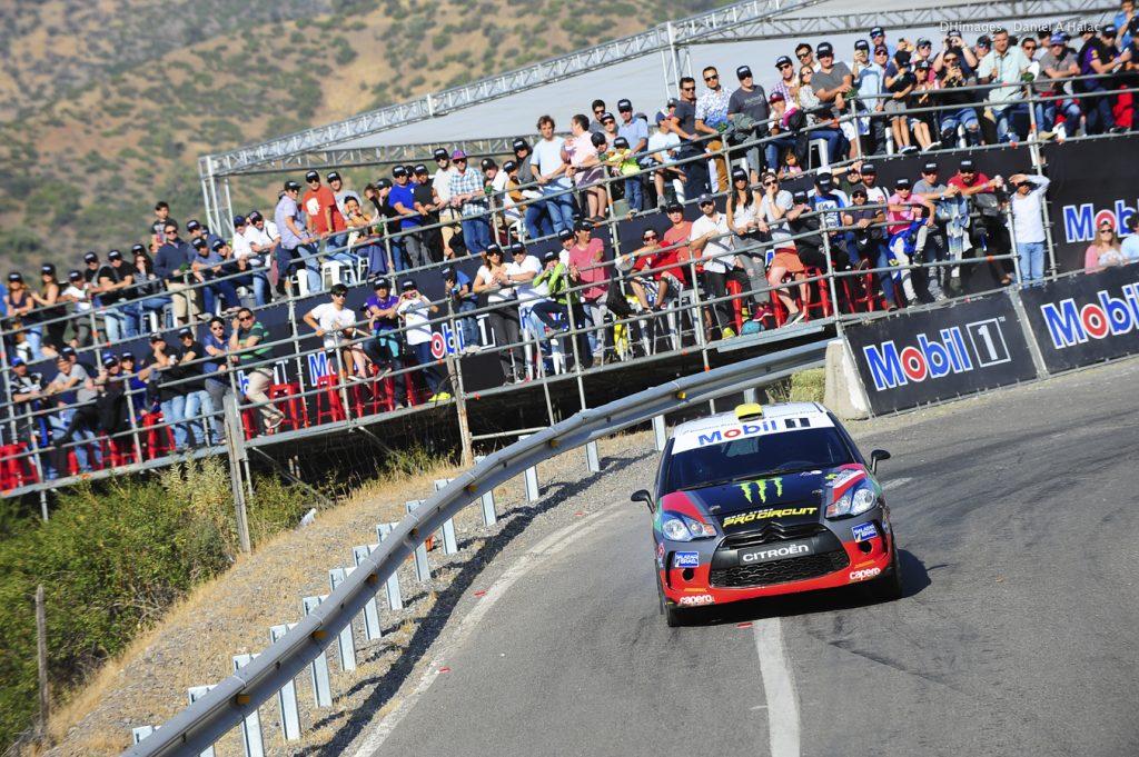 [RallyMobil] Benjamín Israel cerró la temporada 2017 con un triunfo en el Motorshow