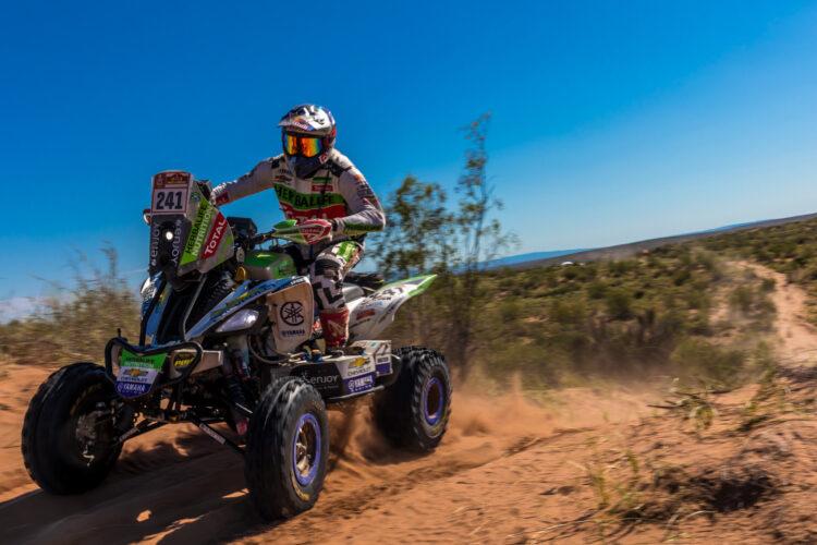 [Dakar 2018/Quads] Ignacio Casale se coronó campeón y entra en los récords de la competencia