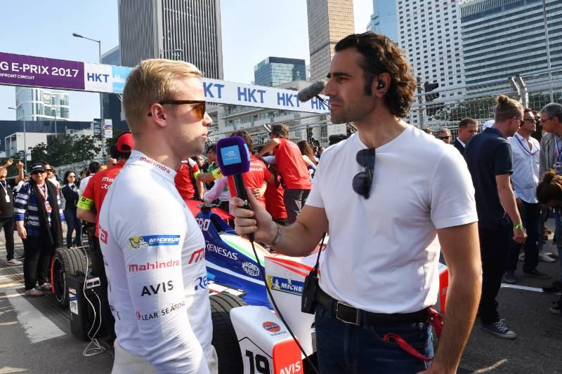 [Perfiles Fórmula E] Dario Franchitti, el tricampeón de las 500 Millas de Indianápolis que trabaja en la televisión