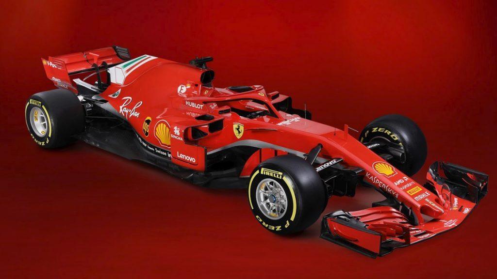 [Fórmula 1] Ferrari presenta el SF71H