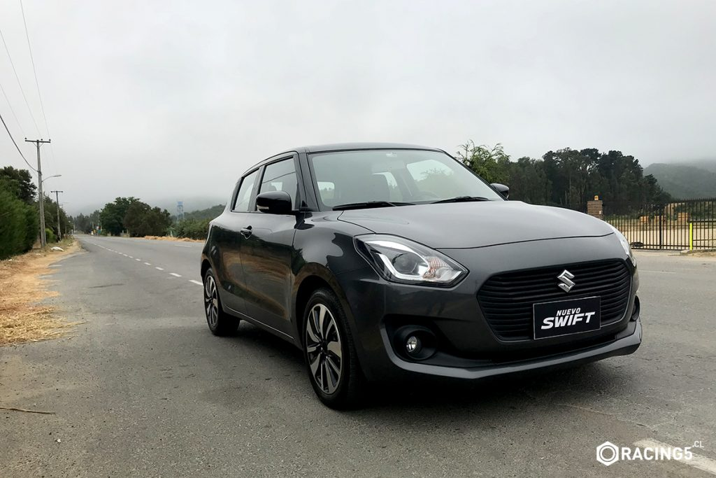[Test Drive] Suzuki Swift 1.0 GLX, el compañero ideal