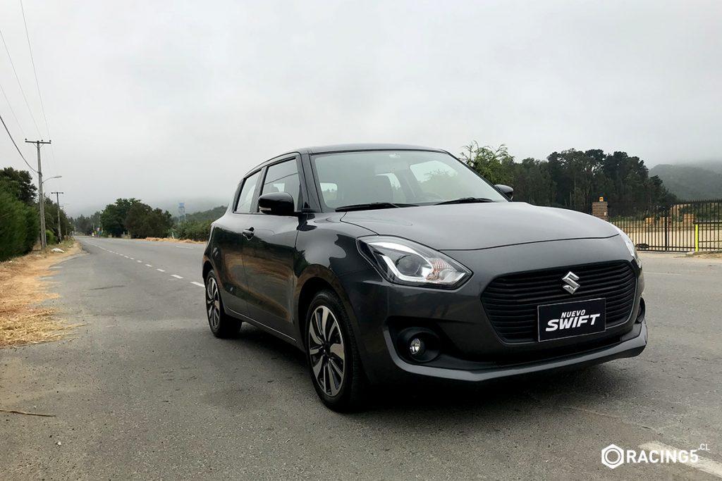 [Test Drive] Suzuki Swift 1.0 GLX, el compañero ideal