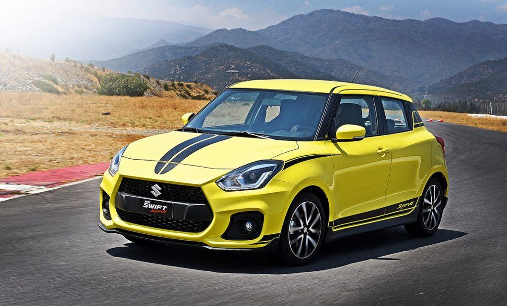 [Lanzamiento] Suzuki Swift Sport, más deportivo y potente