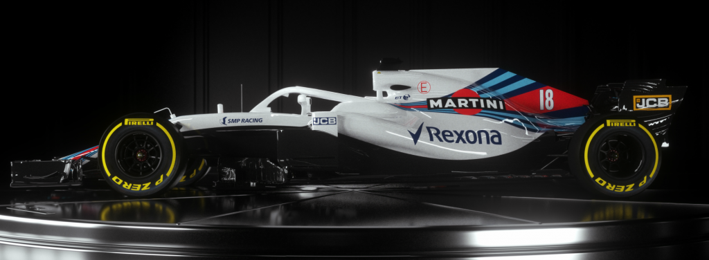 Williams presenta en sociedad el FW41