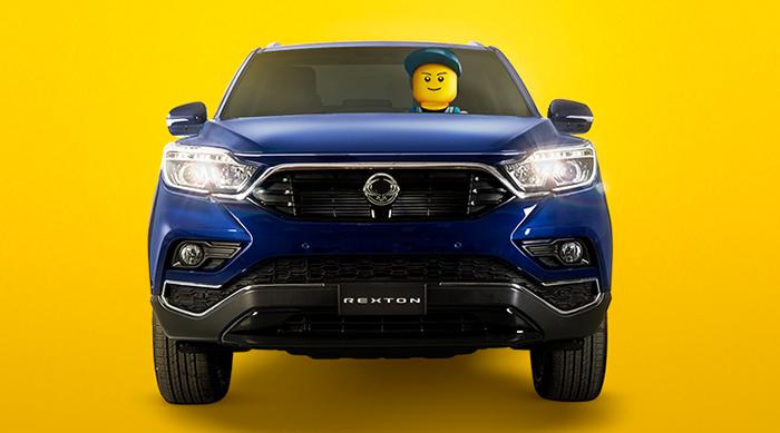 LEGO Fun Fest llega a Chile de la mano de SsangYong