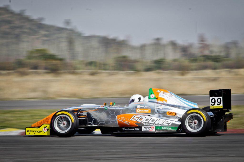 [Fórmula CODASUR] Martín Scuncio anunció su retiro de la categoría a días del inicio de temporada