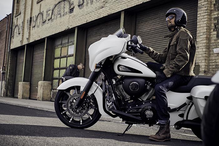 Indian Motorcycle estrena en Chile la renovada Chieftain 2019