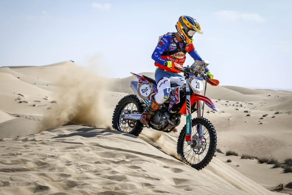 [Rally Bajas] Tomás de Gavardo marcha décimo quinto en la general y tercero en Junior