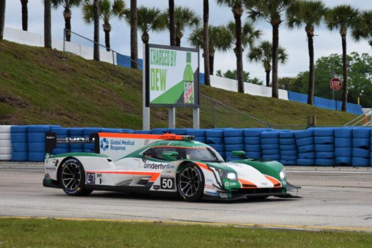 [IMSA WeatherTechSports Car Championship] Complicada jornada para Juncos Racing en Sebring