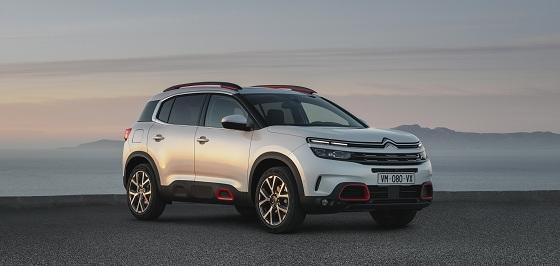 [Lanzamiento] Citroën apuesta por la comodidad con el nuevo C5 Aircross