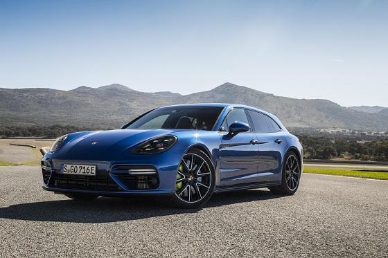 [Lanzamiento] Porsche Panamera Turbo S E-Hybrid Sport Turismo, sus 680 caballos ya corren sobre tierra chilena