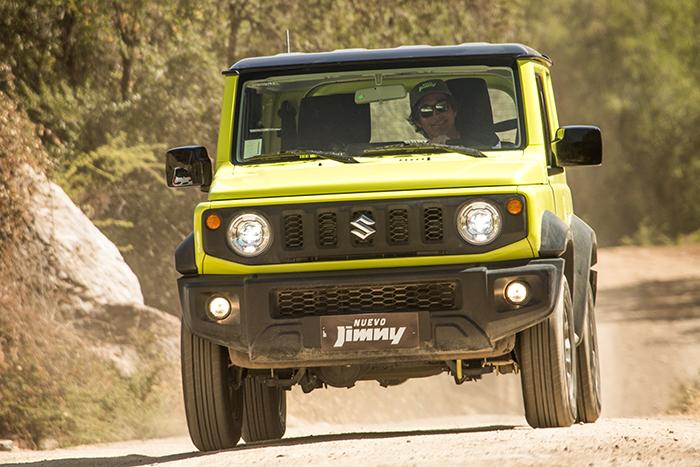[Lanzamiento] Suzuki Jimny, ya está en Chile el ícono aventurero