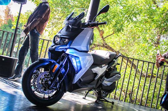 [Lanzamiento] BMW Motorrad C400X, debuta con tecnología para recorrer la ciudad entera