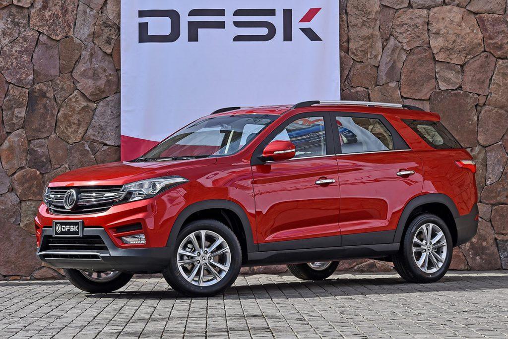 [Lanzamiento] Nuevo DFSK SUV 560, todos arriba