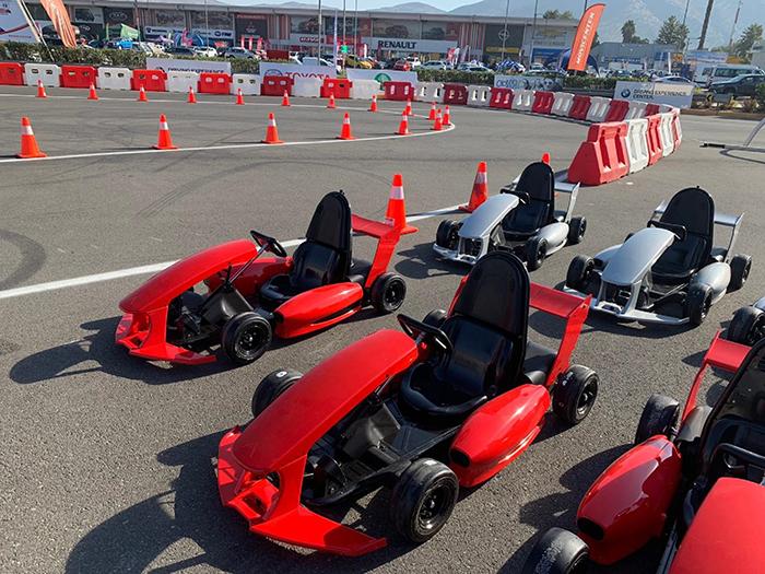 Eliseo E-Karts, buscando la futura estrella del motorsport nacional desde los karting eléctricos