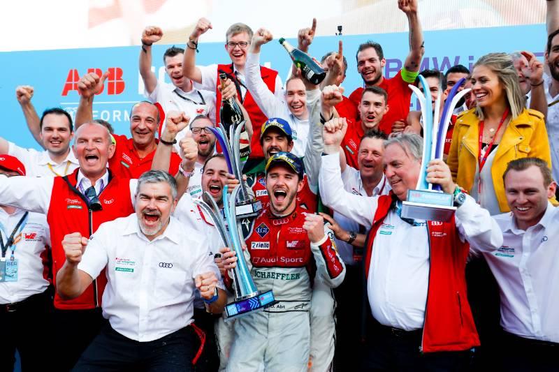 [Fórmula E] El campeonato entra en la recta final en Alemania