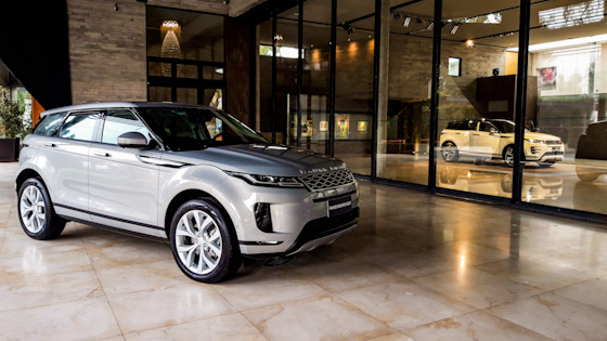 [Lanzamiento] Range Rover Evoque 2019, se renueva el 30% de las ventas de la marca inglesa