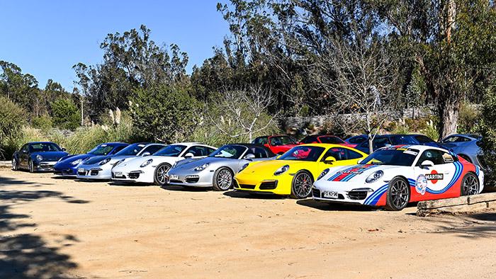 "Porsche reunió a sus clientes en encuentro ""Sportscar Together Day"""