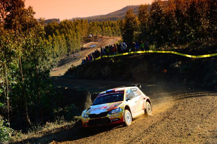 [Rally Mobil] Nuevos integrantes y auto estrena el equipo Susaron en Ovalle