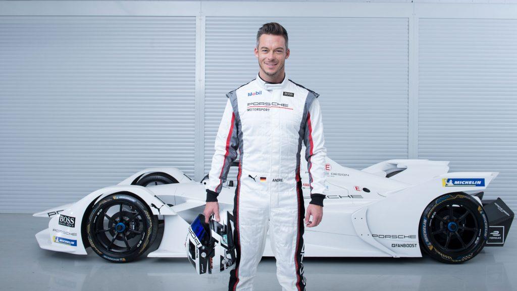[Fórmula E] André Lotterer firmó con Porsche