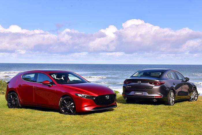 All-New Mazda3, el primero de una nueva generación