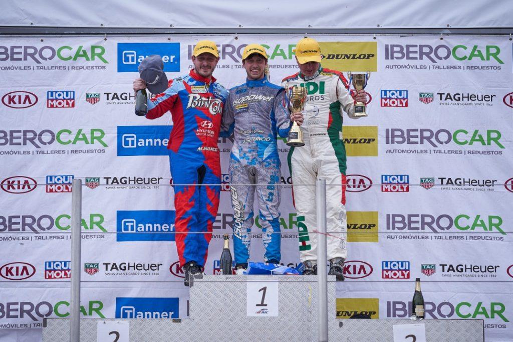 [Fórmula CODASUR] Javier Scuncio triunfó en Codegua y es el nuevo líder del campeonato
