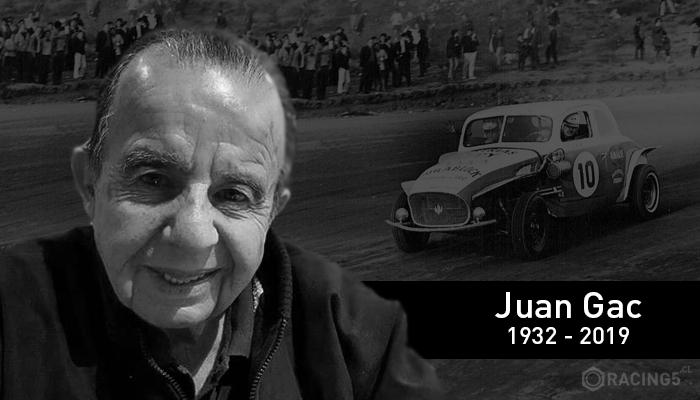 Juan Gac, descansa en paz