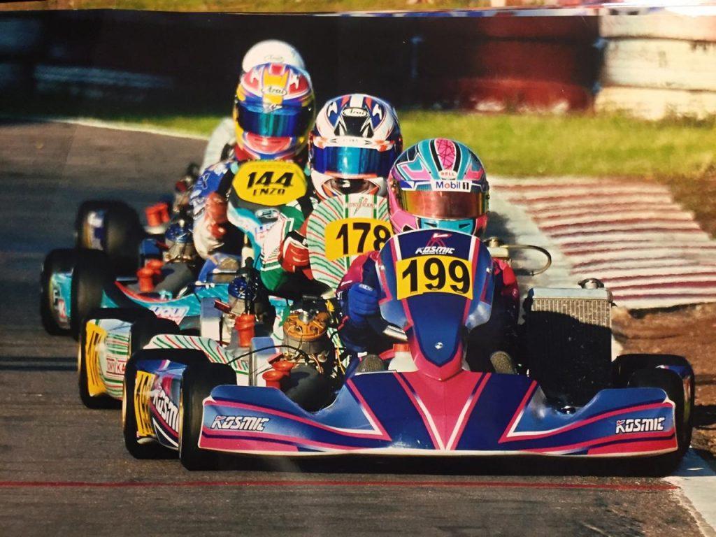 [Chilenos en el exterior] María José Pérez de Arce participará en el Mundial Junior de karting en Italia y en el Sudamericano de la especialidad