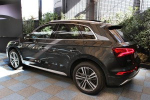Lanzamiento nuevo Audi Q5