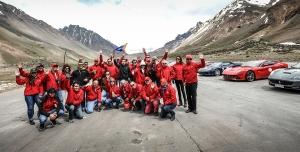 Primer día, Cruce de los Andes 2