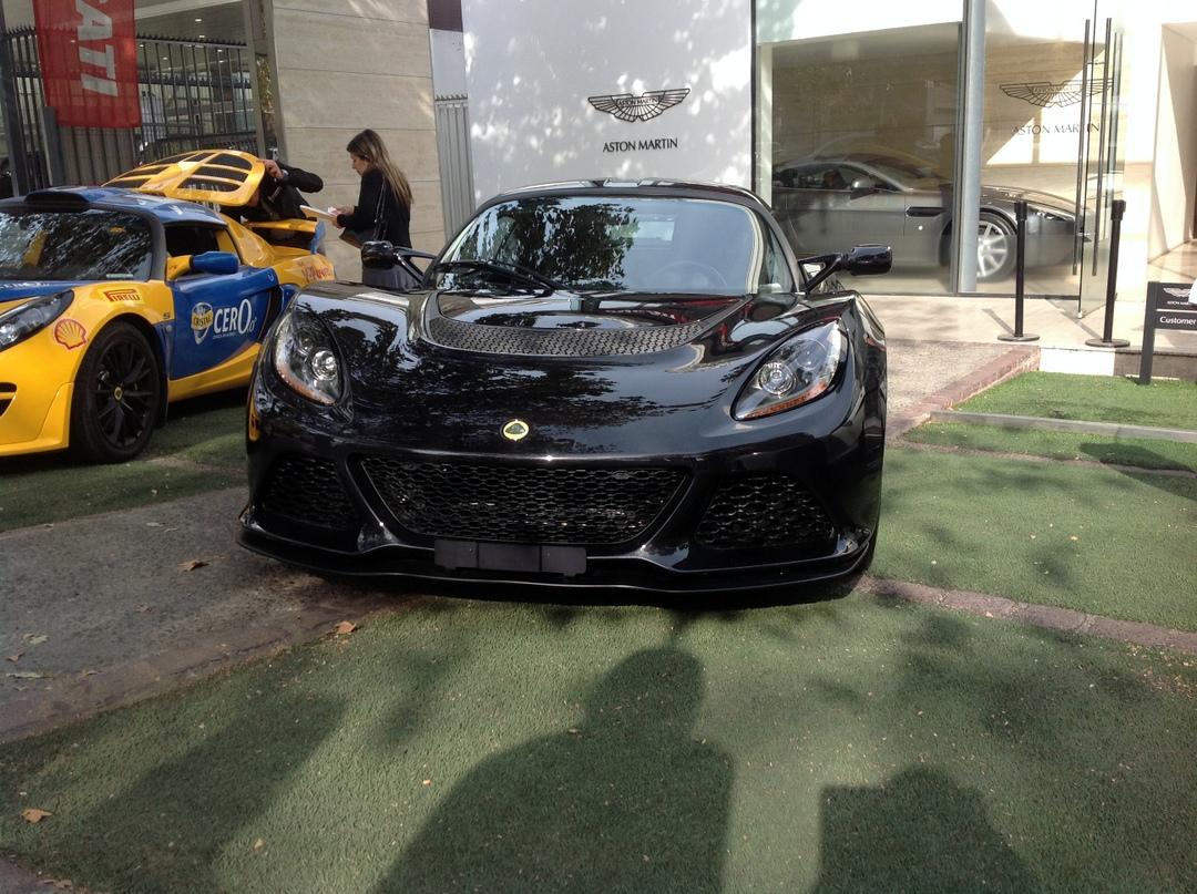 0deed0fd480c Deportividad a toda prueba  El nuevo Lotus Exige S aterriza en Chile ...