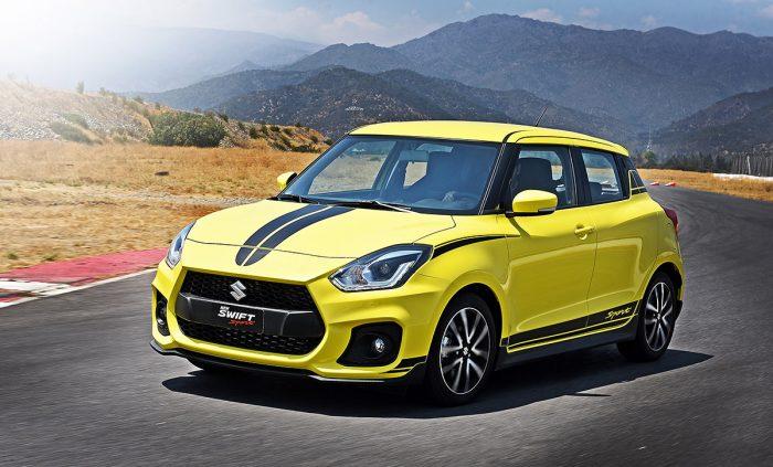 [Lanzamiento] Suzuki Swift Sport, más deportivo y potente ...